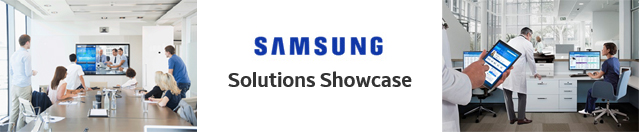 Samsung Solutions Showcase